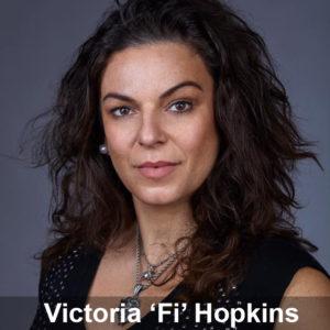 Victoria 'Fi' Hopkins